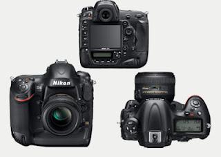 Canon, Digital SLR camera, Nikon, Nikon rumors, Nikon D4, Wi-Fi,