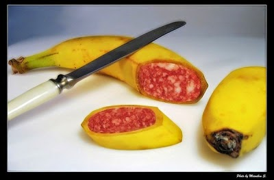 banana, transgénica,