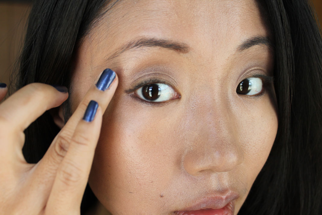 Asian Makeup Tips - All Over Bronze (Beauty Blog Post)