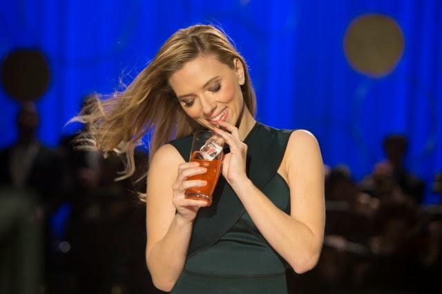 Scarlett Johansson es la nueva imagen de Sodastream