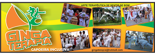 GINGA TERAPIA CAPOEIRA INCLUSIVA