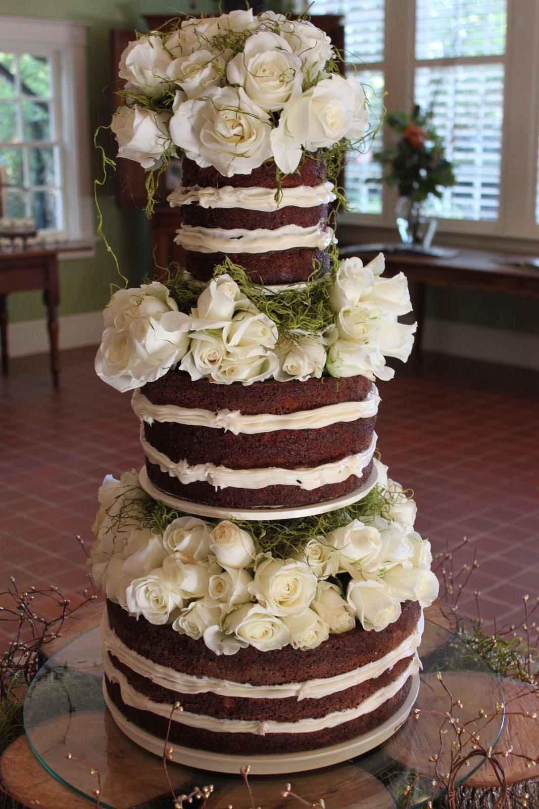 Crave. Indulge. Satisfy.: Hilary Duff Inspired Wedding Cake