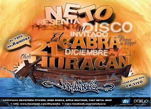 NETO, EL CABRA (las manos de filippi) y NdeRamirez. SABADO 21 DICIEMBRE 2013