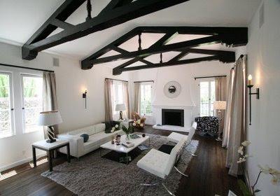 Rooms with Dark Wood Floors
