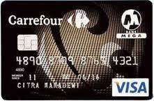 kartu kredit mega carrefour