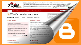 Feed Aggregator for Bogger : Zoom Template