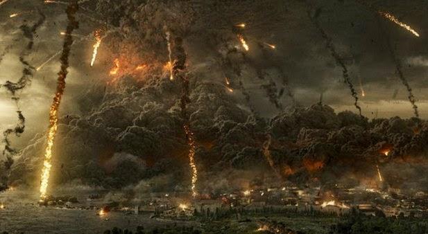 Sejarah Mistis Pompeii Kota Perjinahan yang Diguncang dan Dihancurkan Tuhan