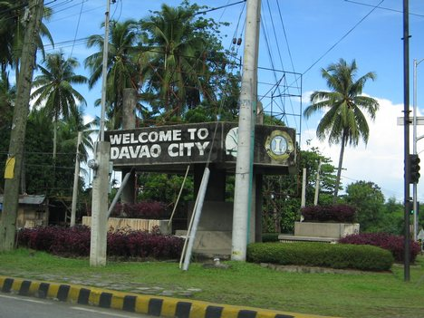 Davao Tourist End And Its Crowd-pleaser Shadow