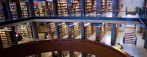 Librerias (biblioteca central UNED)