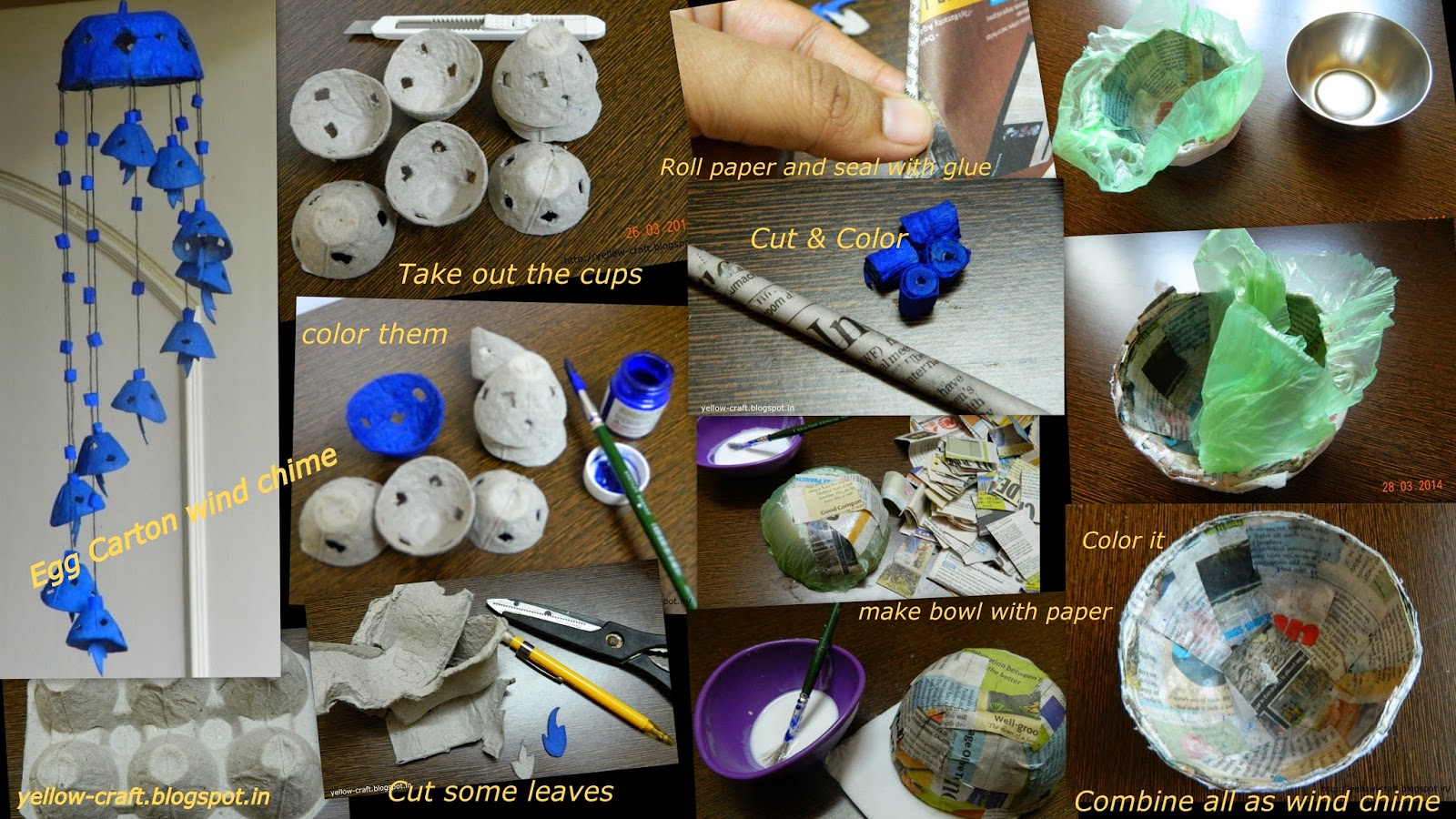 How To Make Wind Chimes How To Make Wind Chimes With Waste Material Best Wind Wallpaper