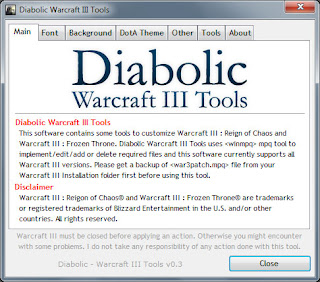Warcraft 3 Diabolic Tools