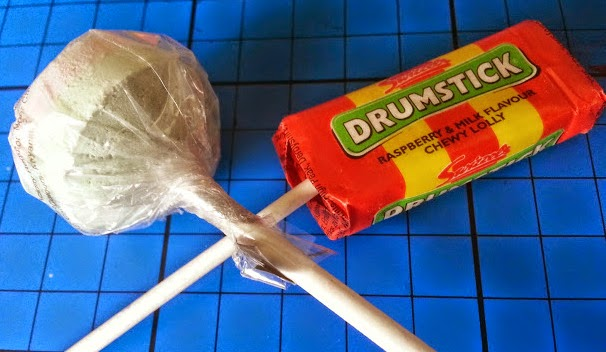 Drumstick Lolly and Double lolly