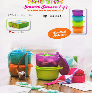 SMART SAVER TUPPERWARE