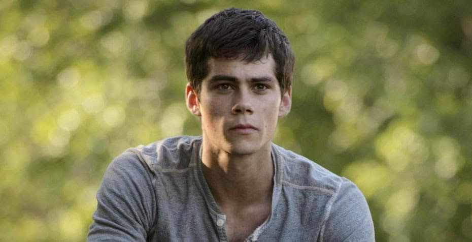 Dylan O'Brien est Thomas dans Le Labyrinthe