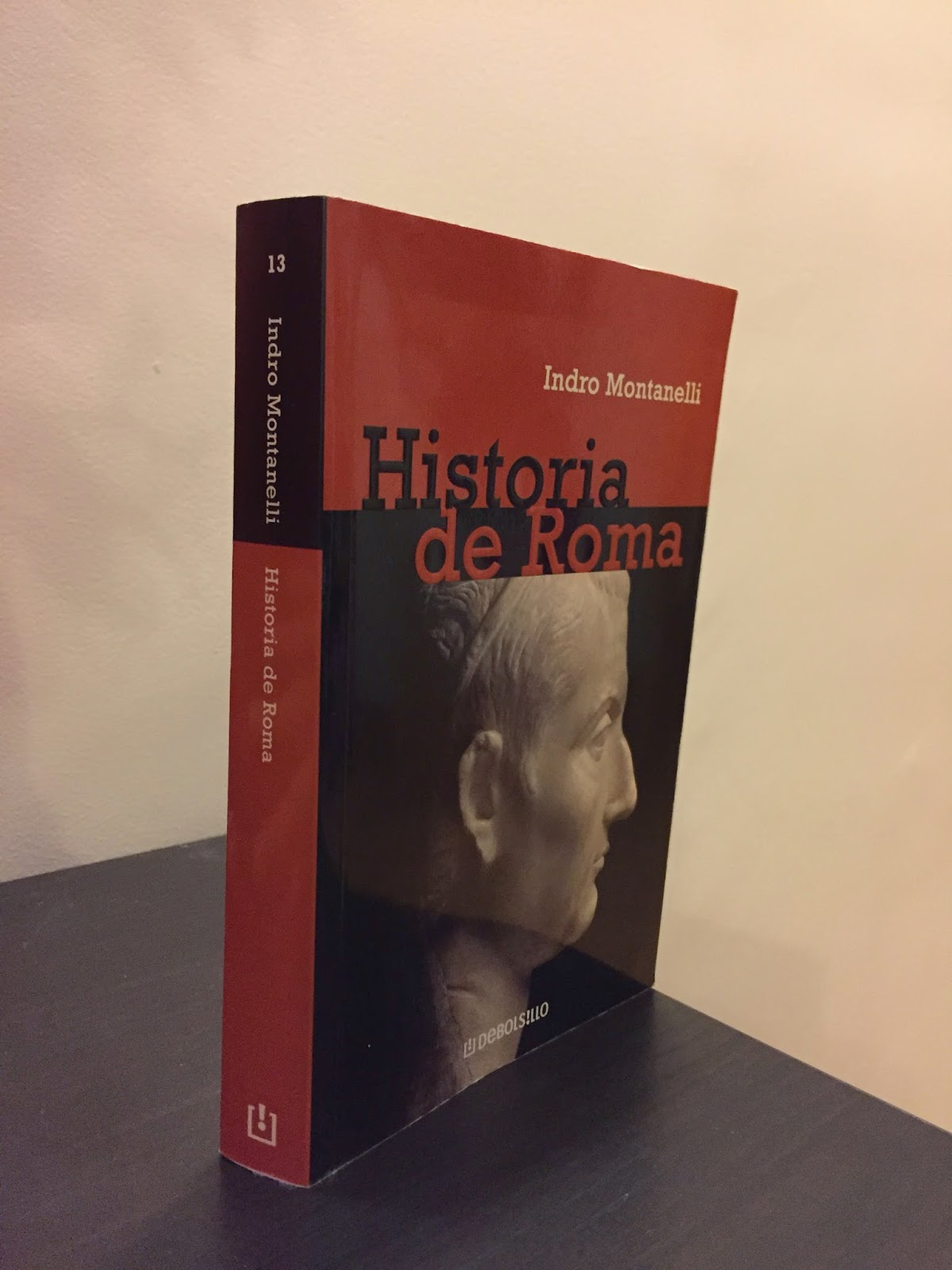 Libros belicos, Roma, Indro Montanelli
