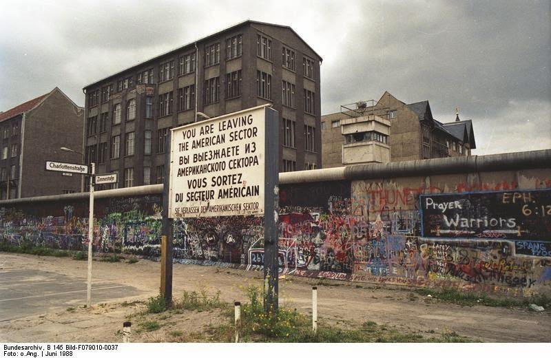 Visitare i luoghi della DDR