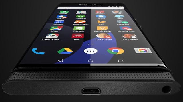 Bocoran terbaru Blackberry Venice beredar, menjalankan Android Lollipop dan memiliki layar lengkung