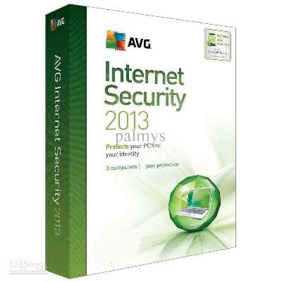 AVG Internet Security 2013 License Key, Full Version Serial