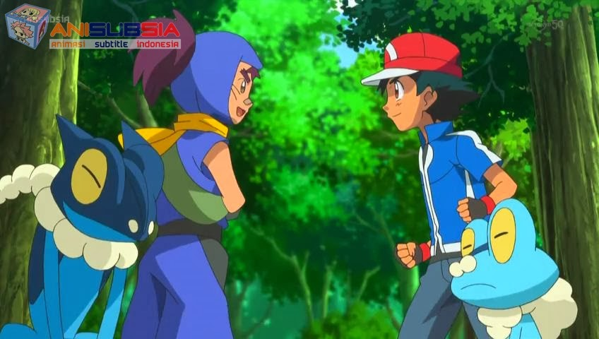Download dan streaming Pokemon XY Episode 17 Subtitle Indonesia Tersedia Pahe 480p  dan Pabo 720p DDL via SolidFiles, ShareBeast, dll.