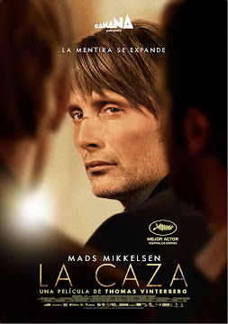 LA CAZA de Thomas Vinterberg