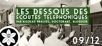 Les dessous des écoutes téléphoniques