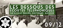 Les dessous des écoutes téléphoniques