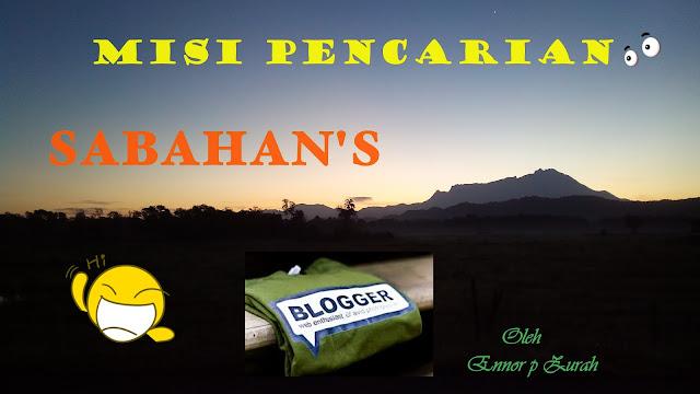 http://ceritasiennor.blogspot.my/2015/12/misi-pencarian-sabahan-blogger-by-ennor.html