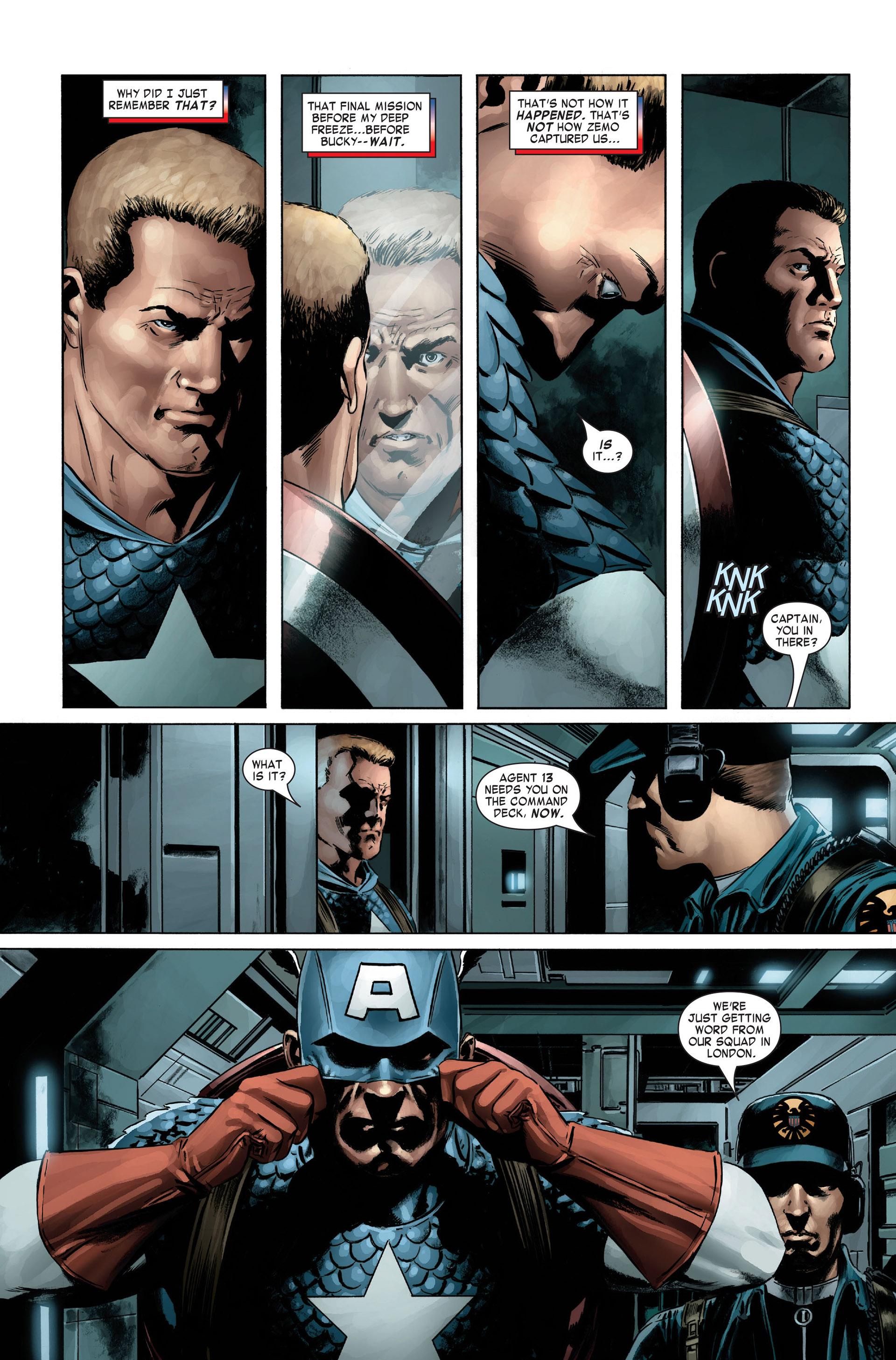 Captain America (2005) Issue #3 #3 - English 7