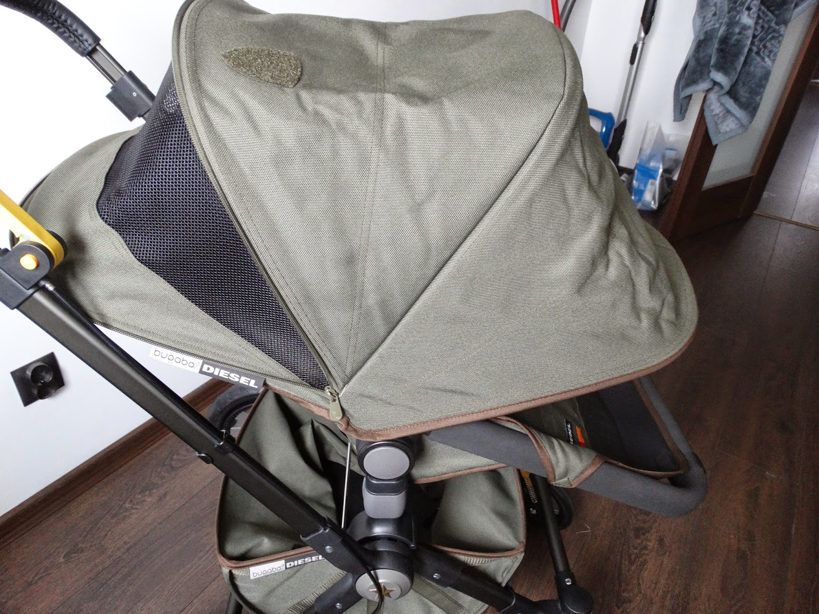 bugaboo cameleon 3 limited edition by diesel