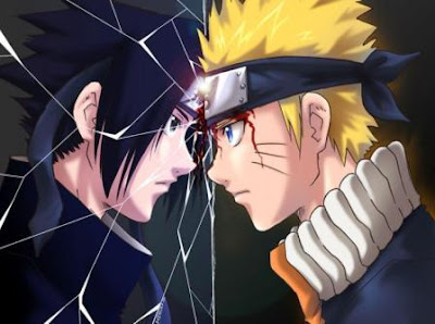 Gambar Naruto Dan Sasuke