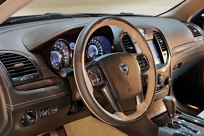 2012 Lancia Thema
