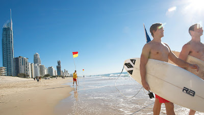 free trip with me to Gold Coast