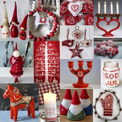 Gazette94 un no l en scandinavie for Scandinavian christmas craft ideas