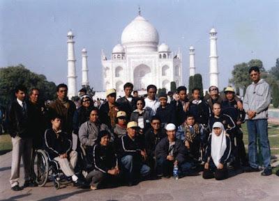 Foto di Taj Mahal