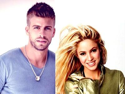fotos shakira pique. Shakira Pique