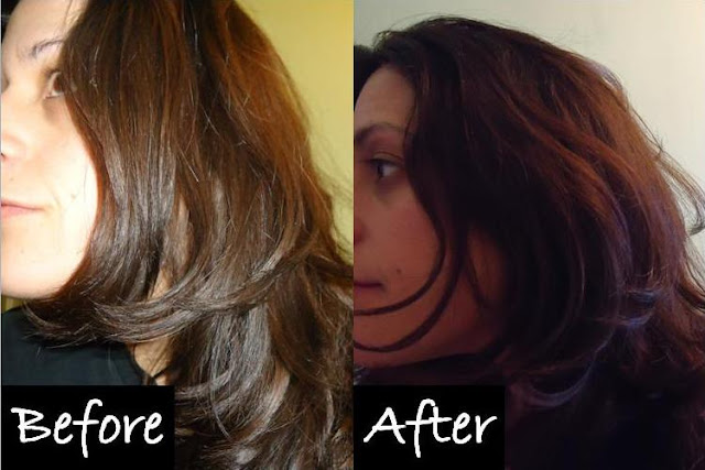 ... Making Our Own Stuff: Homemade Hairdye: My First Experience with Henna