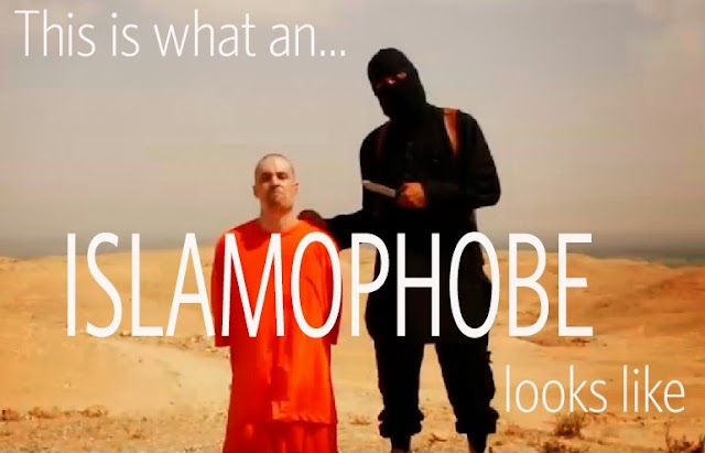 Friday Afternoon Roundup - What an Islamophobe Looks Like