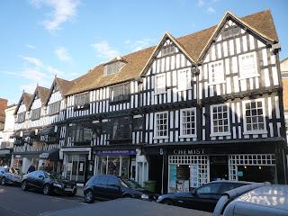 K Williams Stratford Upon Avon Shoe-fiend: Stratford Upon Avon - Home of Shakespeare
