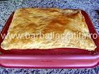 Cremsnit preparare reteta - foitajul scos din cuptor