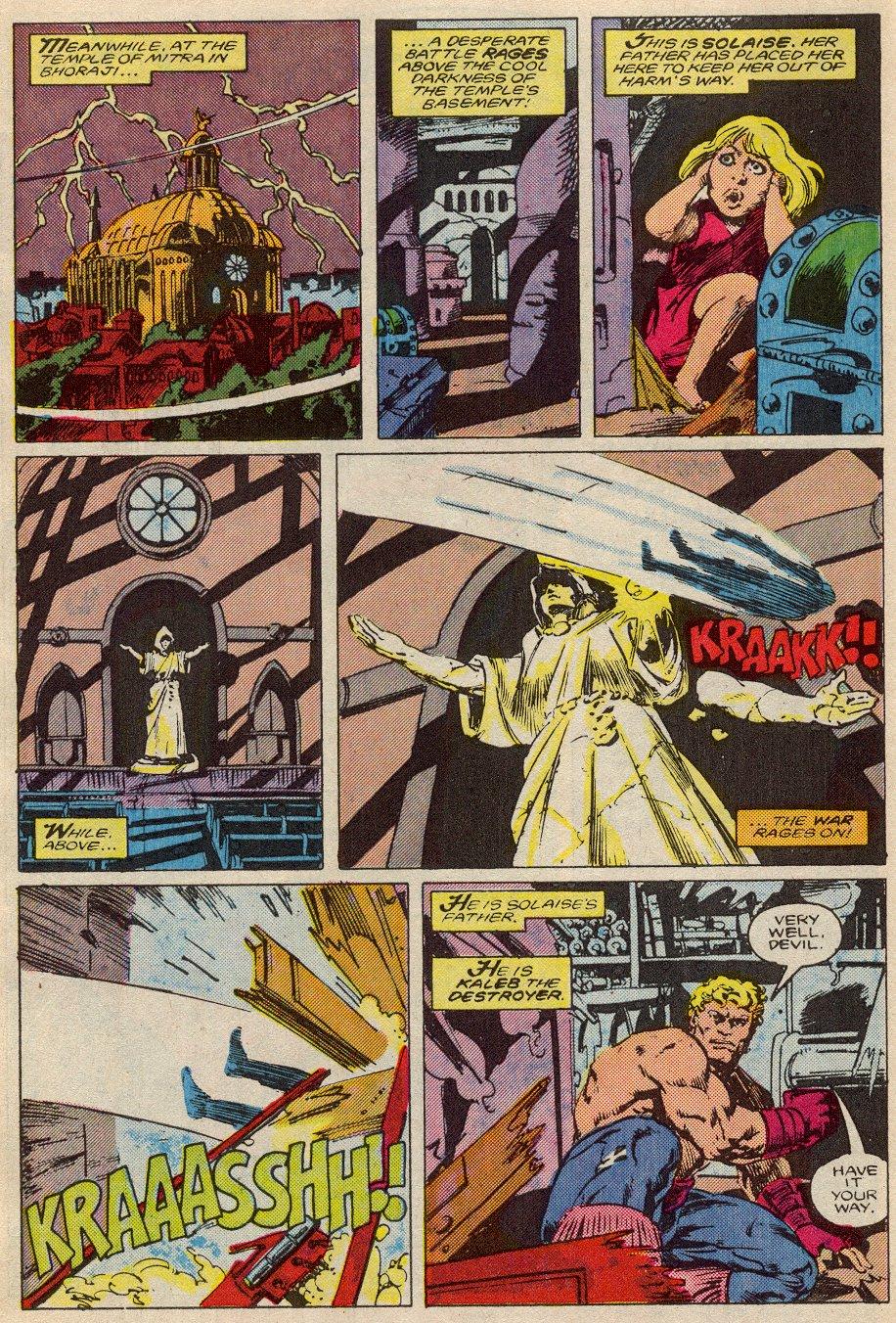 Conan the Barbarian (1970) Issue #194 #206 - English 6