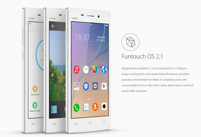 Harga HP Vivo Y15S dan Spesifikasinya, Phablet Android RAM 1 GB 2 Jutaan