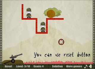 Flash-игра Helmet Bombers