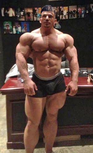 Big Bulging Muscles