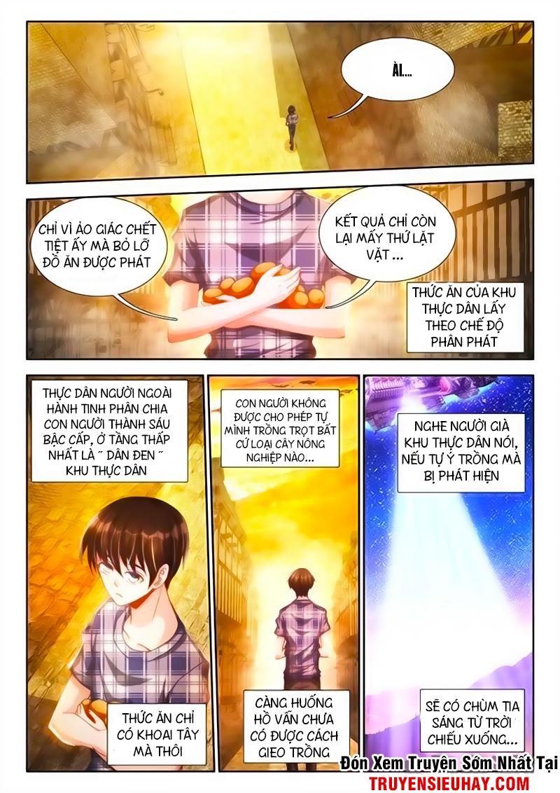Sổ Tay Nuôi Trồng Người Ngoài Hành Tinh chap 4 - Trang 2