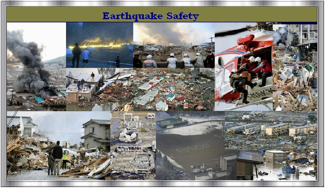 Security Safety Tips 10 Tips For Earthquake Safety