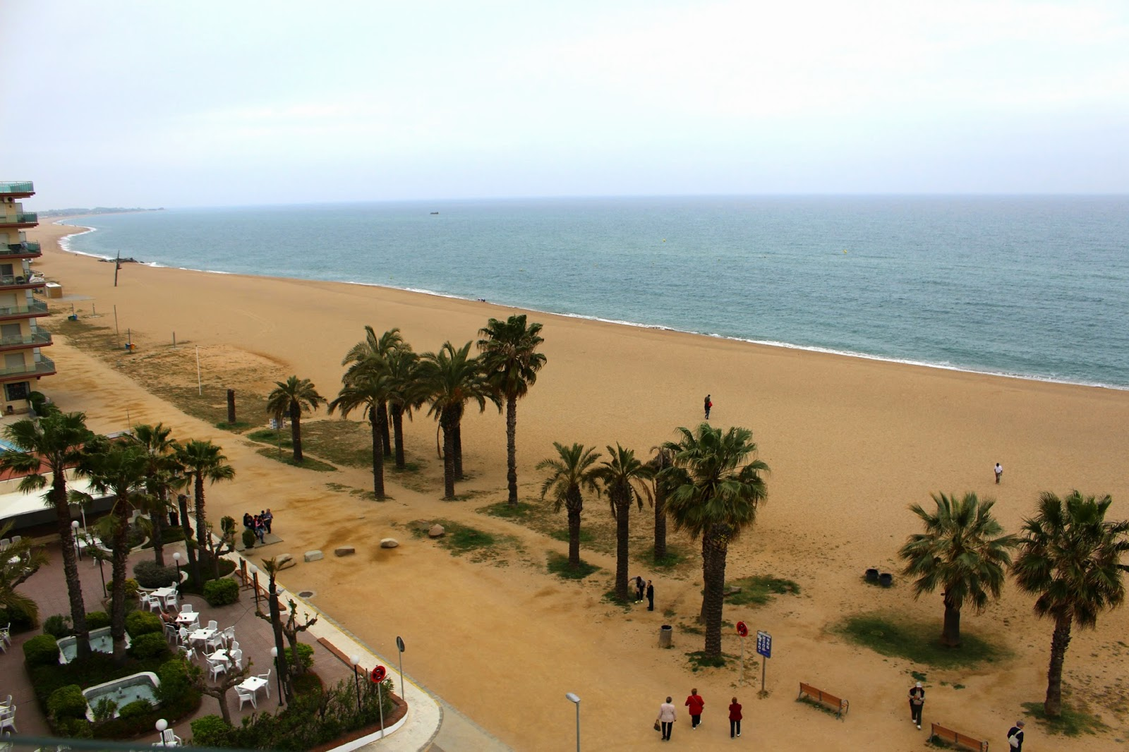 Fergus Hotel Mar Mediterrania Santa Susanna Spain room view