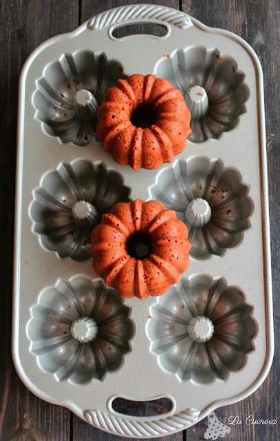 How to make a red velvet bundt cake