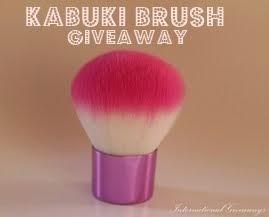 Kabuki Brush Giveaway