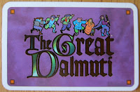 The Great Dalmuti - The card backs