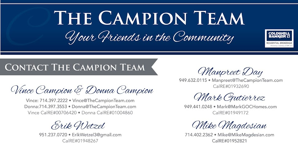 The Campion Team